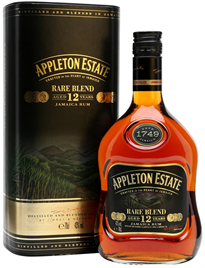 Appleton Estate Rum 12 Year Rare Blend 750ml